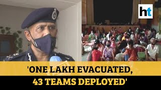 Cyclone Nisarga | 'One lakh people evacuated, 43 teams deployed': NDRF chief