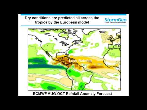 An ACP Webinar: The 2015 Hurricane Season Outlook with Chris Hebert