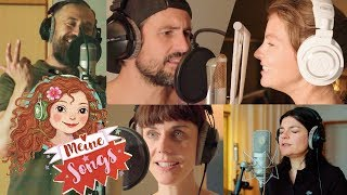 Making of »Liliane Susewind – Meine Songs« mit Tom Beck, Yvonne Catterfeld u.v.a.