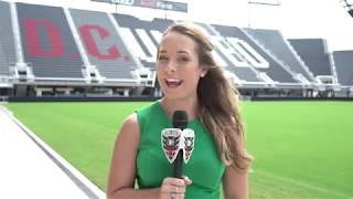 Remi Monaghan Sports reporter reel 2010 - UPDATED