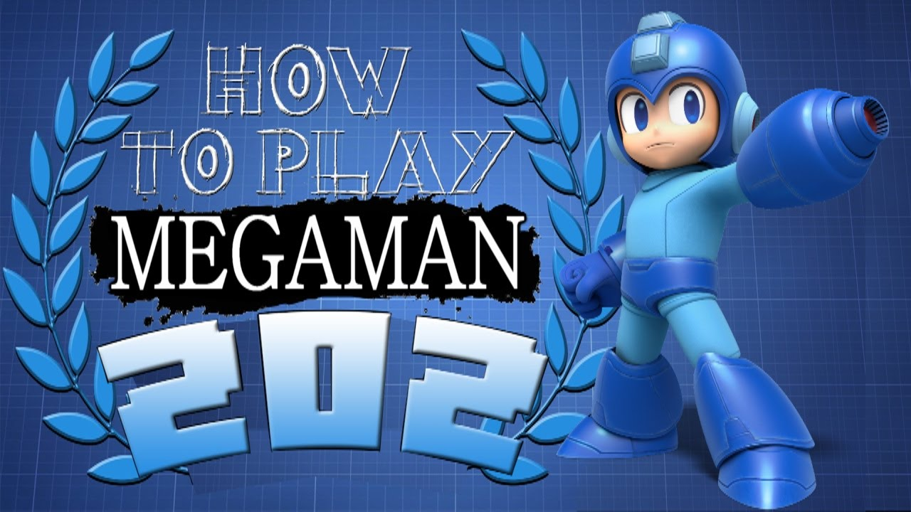 how to play mega man