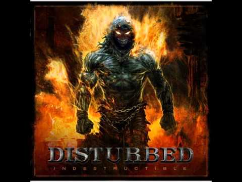 Disturbed Indestructible audio