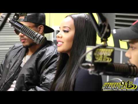 Streetz 94.5 Jazzzy Mc Bee Interviews Romeo Miller, Angela Simmons and Boogie Dash