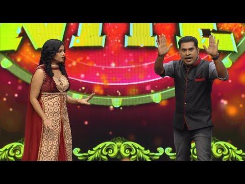 Suraj Aswathy Fight on Comedy Supernite floor!
