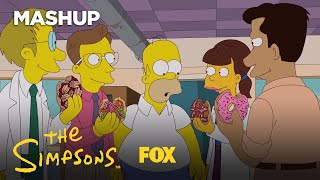 Happy National Donut Day | Season 29 | THE SIMPSONS