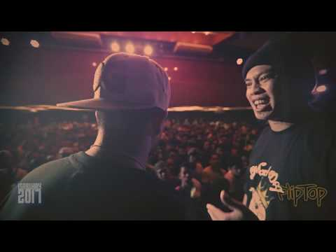 FlipTop - Asser vs Rudic @ Isabuhay 2017