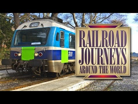 Mediterranean Isles - Railroad Journeys Around the World - Full Program