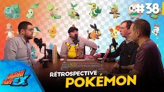 La rétrospective Pokémon et l'impact de la licence | Lunch Play EX #38