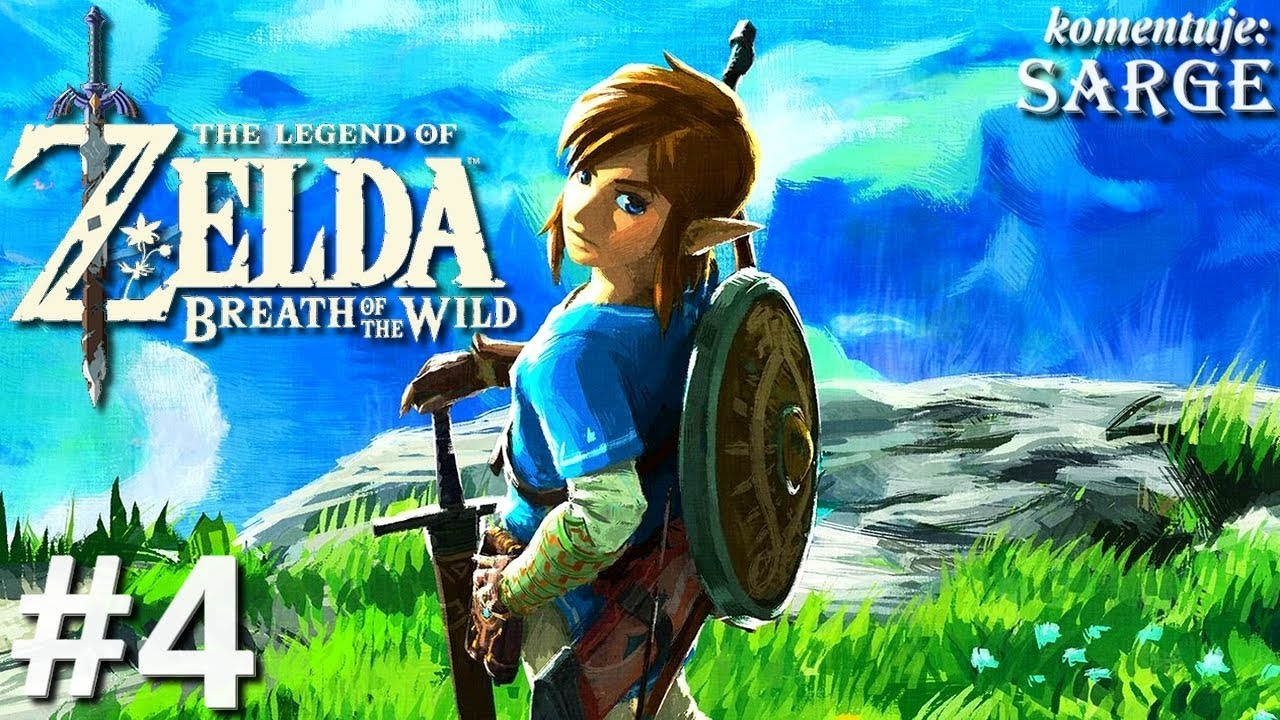 The Legend of Zelda: Breath of the Wild (Switch gameplay 4/6) – Walka z bossem