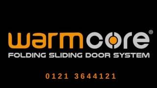 Warmcore Bifolding Doors
