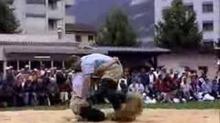 Schwingen / Swiss Wrestling