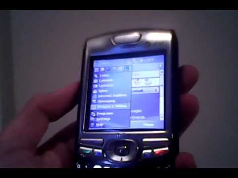 At&t Palm Treo 750 Review