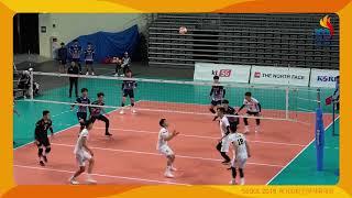 제100회 전국체육대회 - 배구 남자일반부 결승