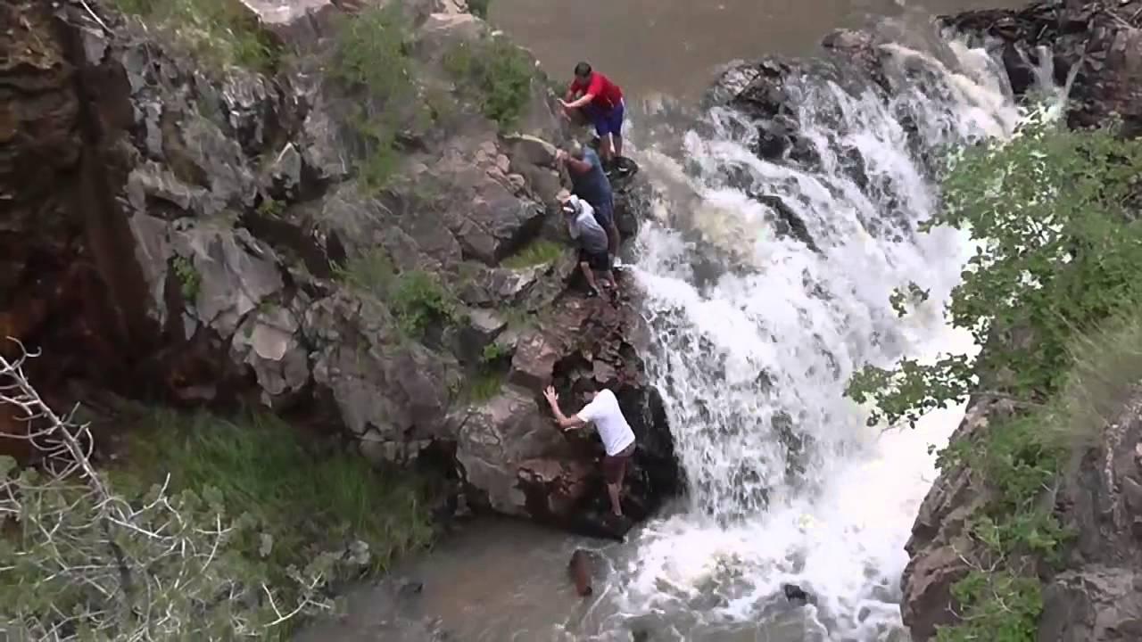 Nambe Falls Hike Youtube
