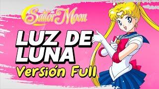 ·MARISA DE LILLE·「Luz De Luna ~Versión Full~」★SAILOR MOON OPENING★
