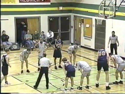 1994 Winnipeg Invitational Tournament - Shaftesbury vs Oak Park - Classic Games