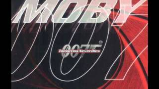 moby - james bond theme - moby
