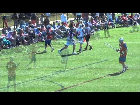 Carolina Cannons HS Varsity v SC Express HS Club Lacrosse Misc Clips 10 25 2014