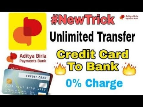 Transfer money to a bank account with forex card