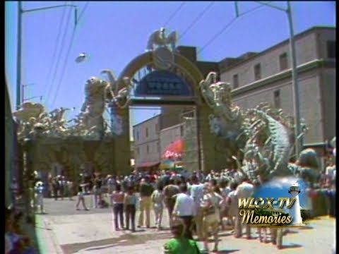 WLOX Memories   New Orleans Worlds Fair and Expo   1984
