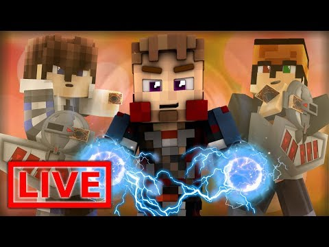 Minecraft FAIRY TAIL ORIGINS LIVE #10.1 (Minecraft Modded Roleplay)