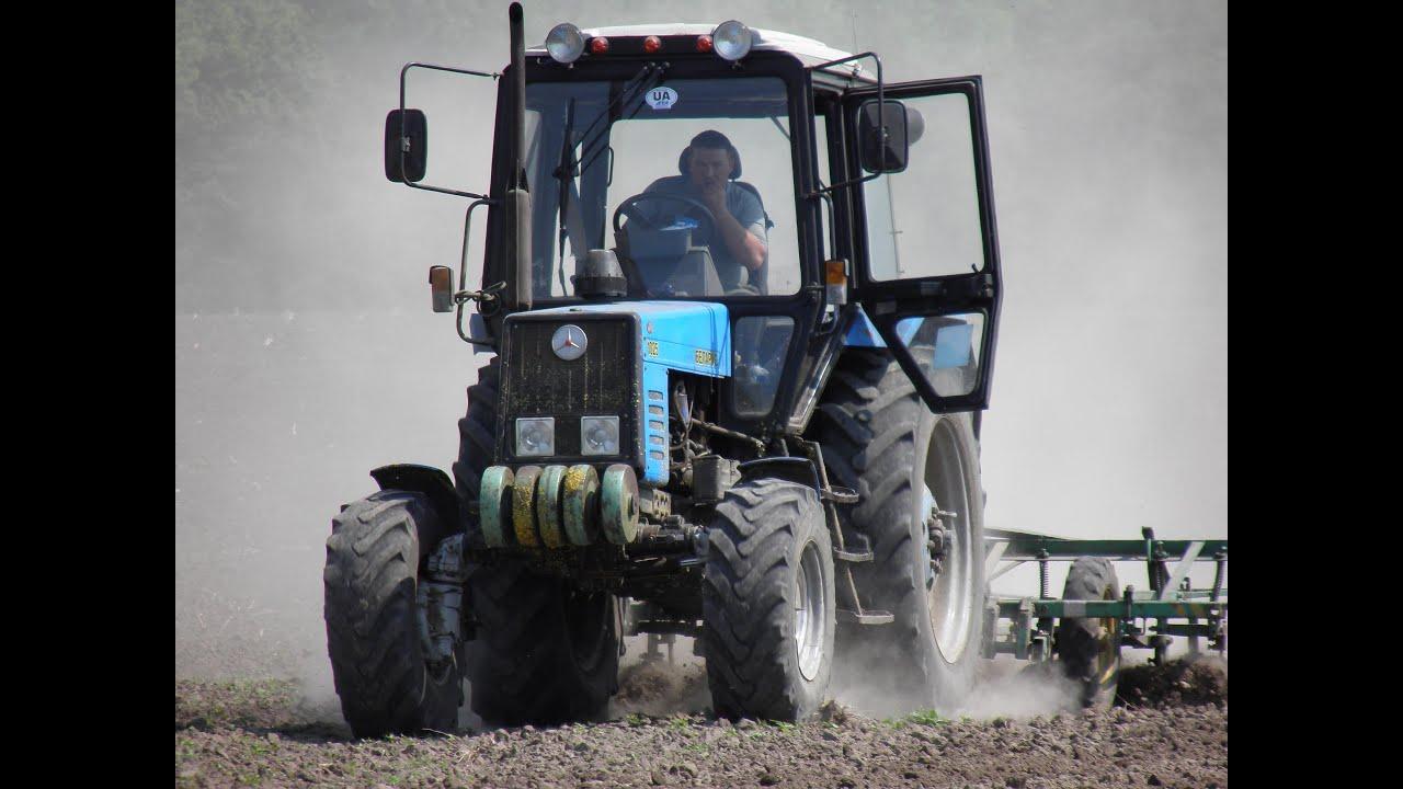 Двигатель ММЗ Д-260.2-530 на трактор МТЗ-1221 - YouTube
