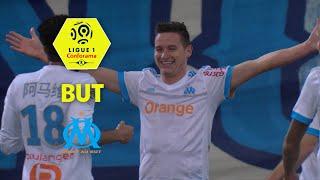 But Florian THAUVIN (35') / Olympique de Marseille - Girondins de Bordeaux (1-0)  / 2017-18