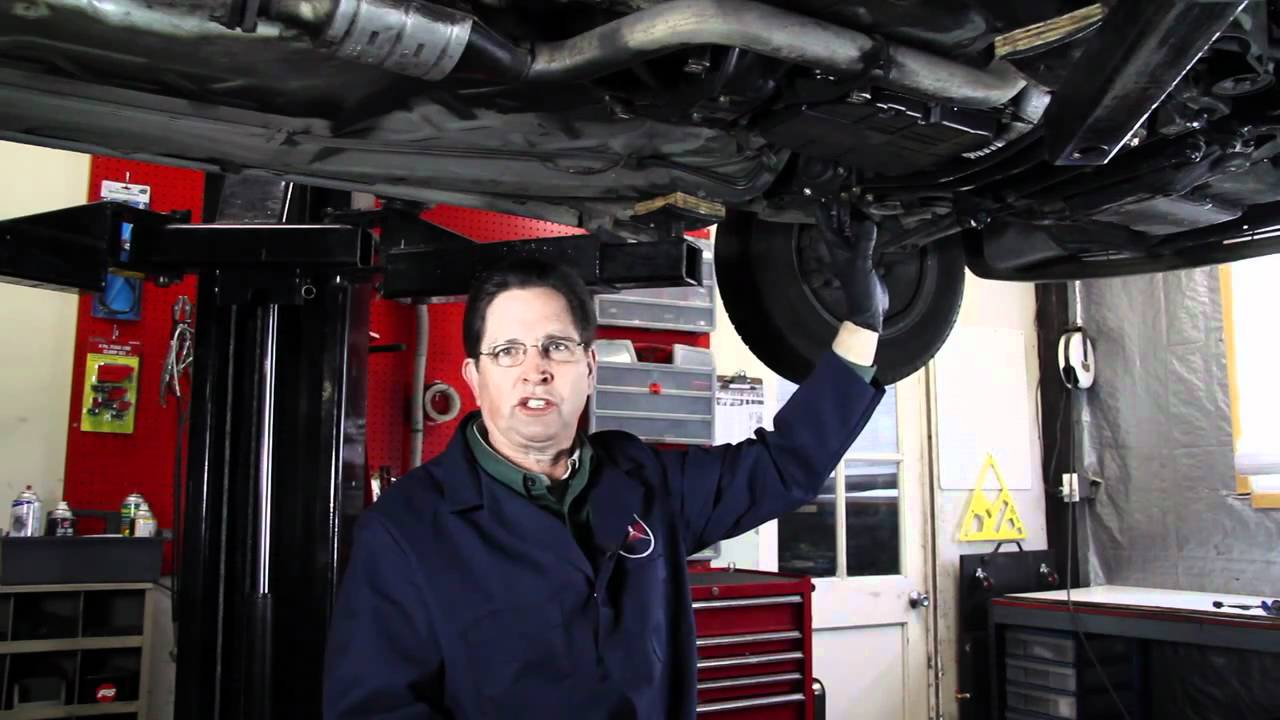 troubleshooting automatic transmission fluid leaks