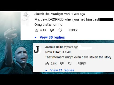 I Created a Scene to Make Voldemort as Hate-able as Umbridge. It Worked.