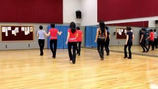 Little Bit Cajun - Line Dance (Dance & Teach in English & 中文)