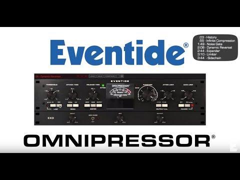 Eventide Omnipressor Plug-in Overview and Demo
