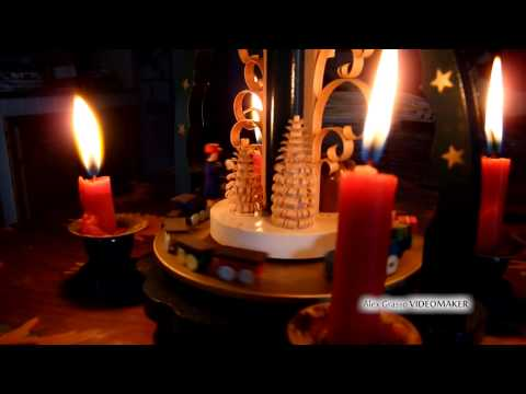 Christmas Low Light Test Lumix fz38