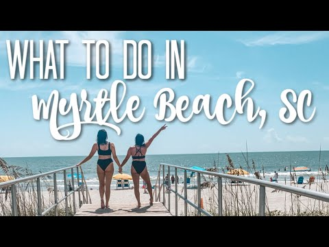 Top Things To Do In Myrtle Beach With Kids | Honest Reviews | Myrtle Beach, SC