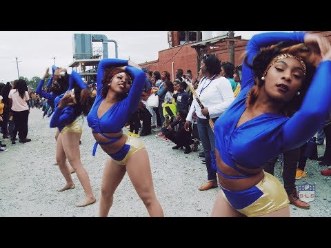 2019 NC A&T STATE HOMECOMING | Golden Delight Auxiliary Highlights