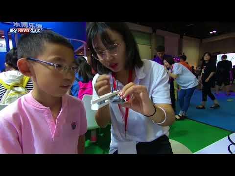 انطلاق -مهرجان العلوم- في بكين  - 07:21-2018 / 7 / 16