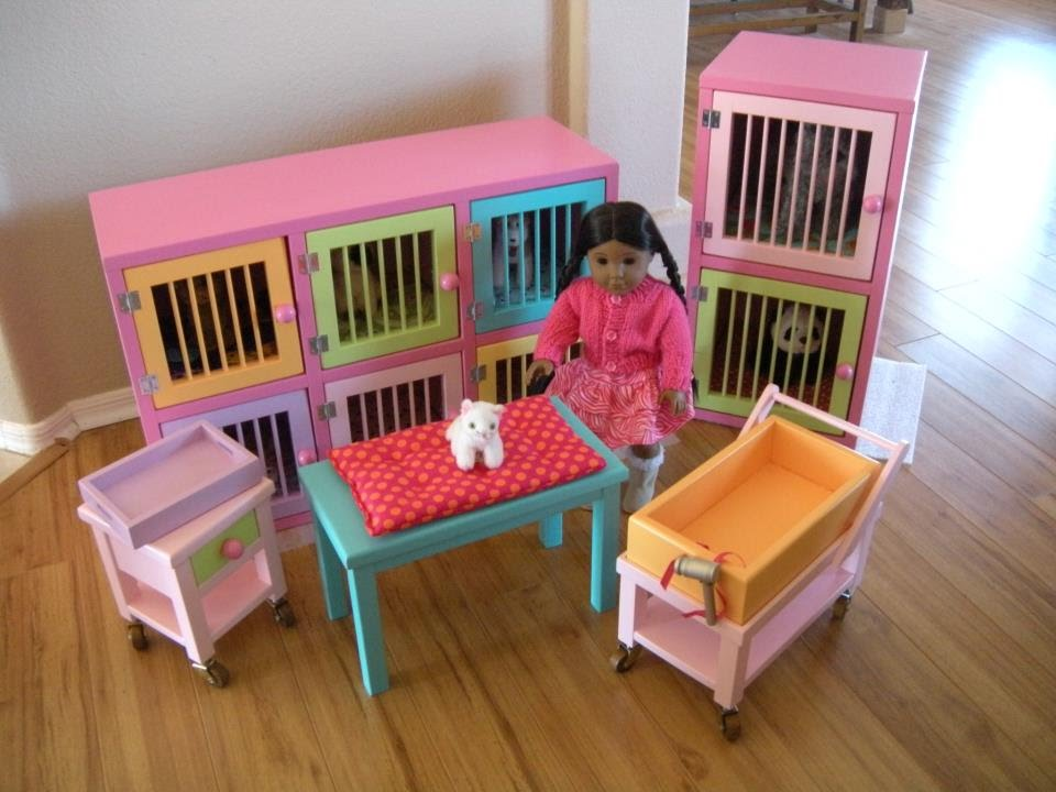 American Doll Furniture Ideas