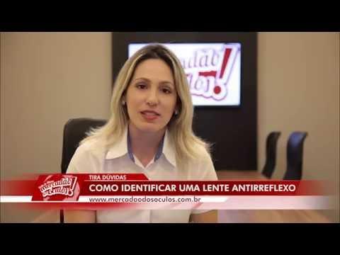 16a50efab9f72 COMO IDENTIFICAR UMA LENTE ANTIRREFLEXO - YouTube