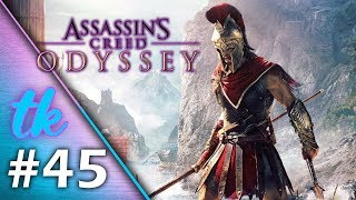 Assassin's Creed: Odyssey (XBOX ONE) - Parte 45 - Español (1080p60fps)