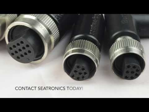 Seatronics - Cable Moulding and Connector Capabilities