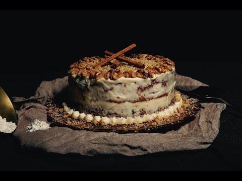 Tasty Mistakes *Carrot Cake*