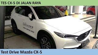 Test Drive Mazda CX-5 - Indonesia