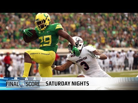 Recap: Oregon football dominates in season-opening win to begin the Willie Taggart era
