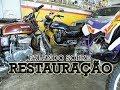 RETROSPECTIVA - FALANDO SOBRE RESTAURAÇÃO DE MOTOS | Paulo Stinghel