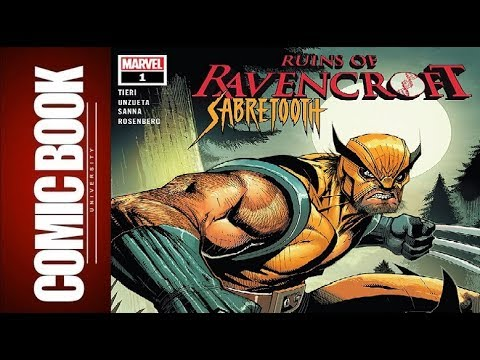 Ruins Of Ravencroft: Sabretooth #1 Review | COMIC BOOK UNIVERSITY