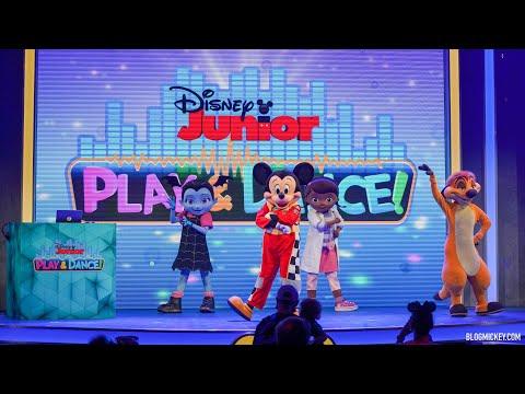 NEW Disney Junior Play and Dance Full Show at Disney's Hollywood Studios