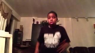 Dancer with Elijah hip hop rap 2