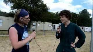 Cosmo Sheldrake Interview - Blissfields 2015