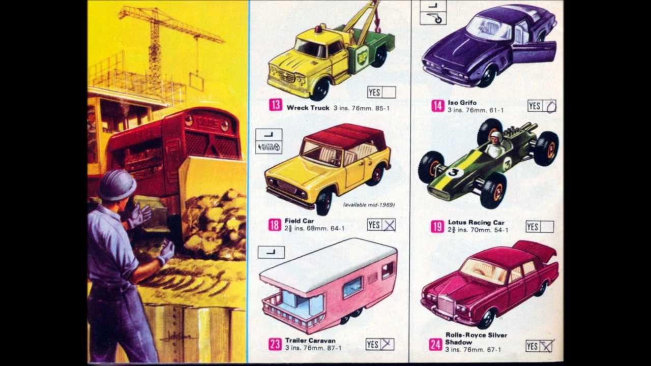 Lesney's Matchbox Catalogue International 1969 (Second edition)