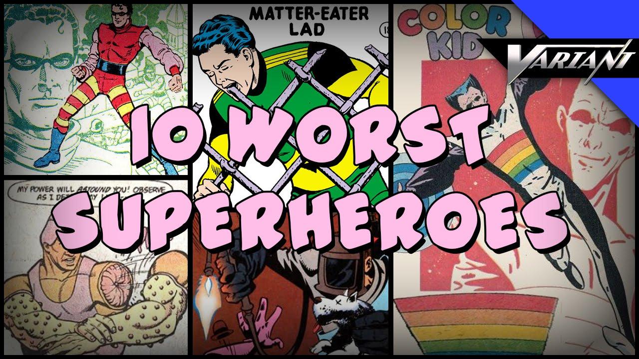 Best and worst superhero costumes yahoo dating 4