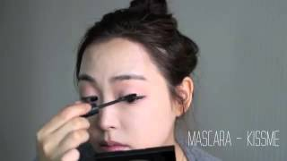 현아 코랄 메이크업 HyunA inspired coral makeup with MAC, elle magazine   YouTube Thumbnail